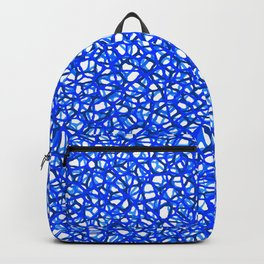staklo (blues) Backpack