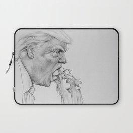 Trump Spew Laptop Sleeve