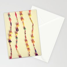 Beads Stationery Cards