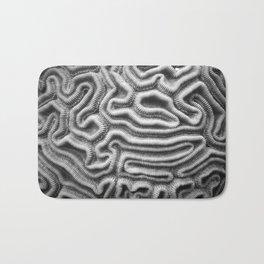 Brain Coral Bath Mat