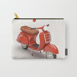 Vespa love Carry-All Pouch
