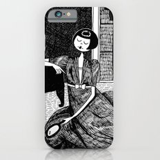 it is only a paper moon iPhone 6s Slim Case