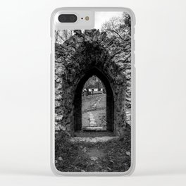 The path beyond Clear iPhone Case