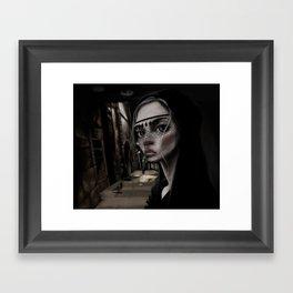 The Close Framed Art Print