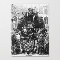 L'octole XIV Canvas Print