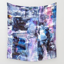 Winter Circus Wall Tapestry