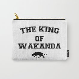 The King Of Wakanda Carry-All Pouch