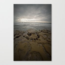 The Rocks Canvas Print