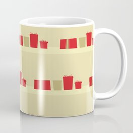 Retro Holiday Gifts Coffee Mug