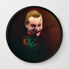 Dance With The Devil Wall Clock