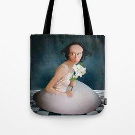 The Girl Next Door Tote Bag