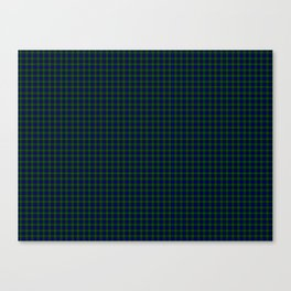 Murray Tartan Canvas Print