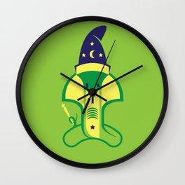 Kobra Kadabra Wall Clock