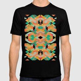 Aztek Pattern T-shirt
