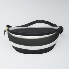 Old piano keys Fanny Pack