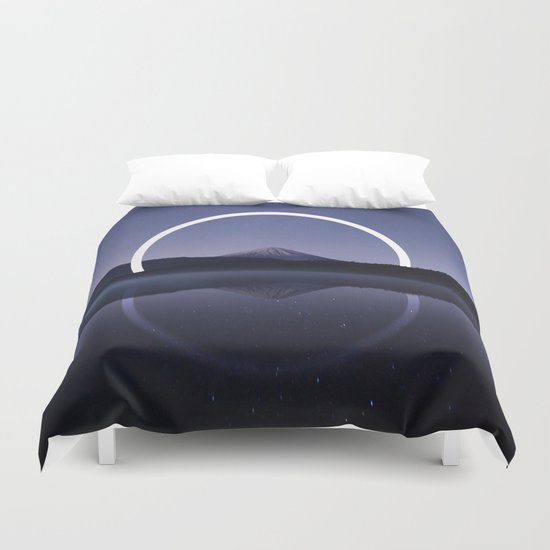 03 Lake Duvet Cover