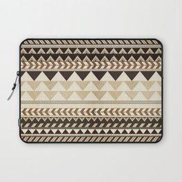 Woodwork Pattern Laptop Sleeve
