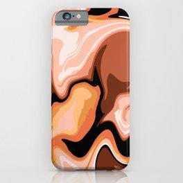 Marble Magic 006 iPhone Case