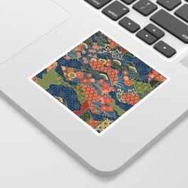 Japan Quilt Sticker