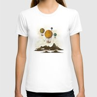 voyage T-shirts featuring The Voyage by Viviana Gonzalez