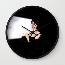 Window light Wall Clock