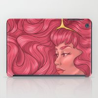 princess bubblegum iPad Cases featuring Princess Bubblegum by Persefone