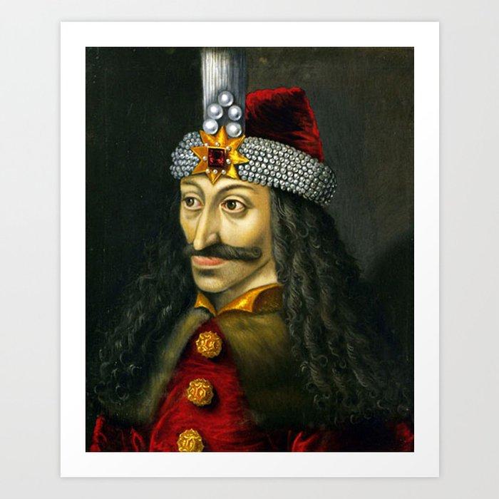 Vlad the Impaler Kunstdrucke