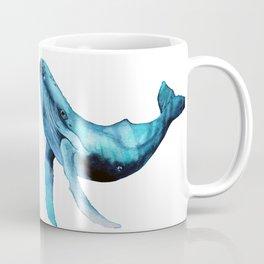 Swimming Beauty Coffee Mug