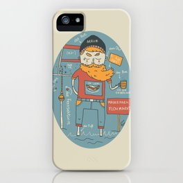 Berliner Kind iPhone Case