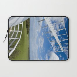 Horsey Windpump - Windmill Laptop Sleeve