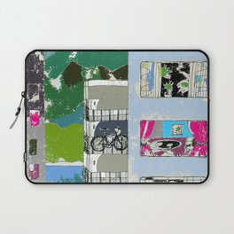 Downtown Living Laptop Sleeve
