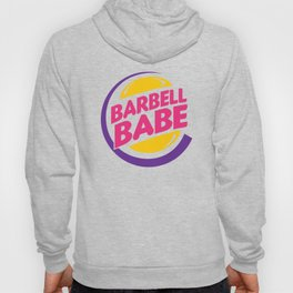 Barbell Babe Hoody