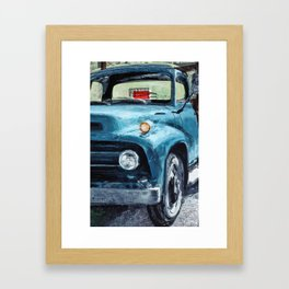 Reliability Framed Art Print