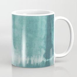 TyeDyeTeal Coffee Mug