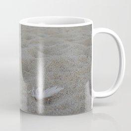 Beach Bird Feather Coffee Mug