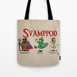 SvampPod TriForce Tote Bag