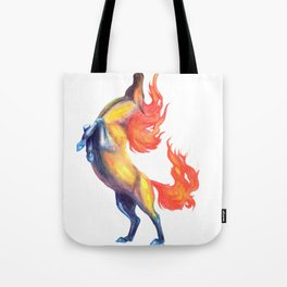 fire horse 2 Tote Bag