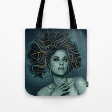 Gorgon Medusa Tote Bag