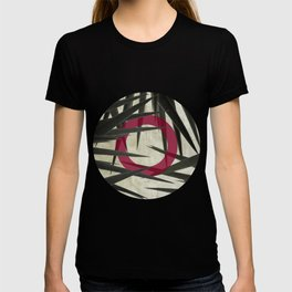 Yucca Leaves Abstract T-shirt