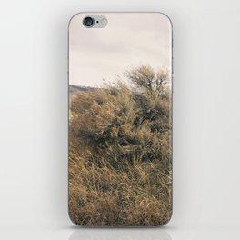 Sagebrush iPhone Skin