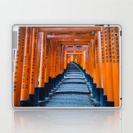 Fushimi Inari-taisha in Kyoto, Japan Laptop & iPad Skin