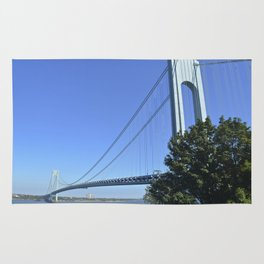 Verrazano Bridge Rug