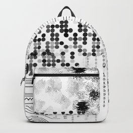 Technique pattern 6 Backpack