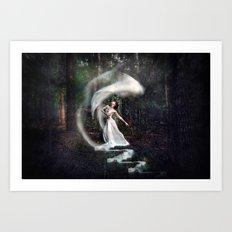 Inner Music Art Print