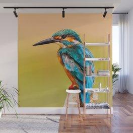 Radiant Bird Wall Mural