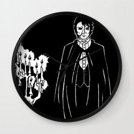 Opera Ghost Wall Clock