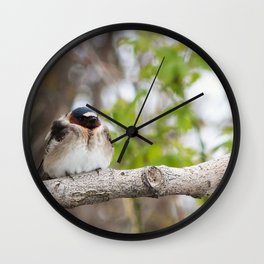 A well deserved break Wall Clock