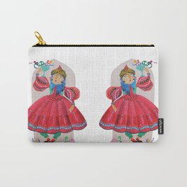 Qajar princess Carry-All Pouch