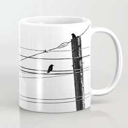 GET IN - GET OUT Coffee Mug
