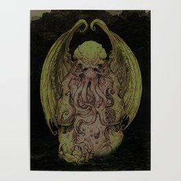 Cthulhu : Cosmic God Of Horror Poster